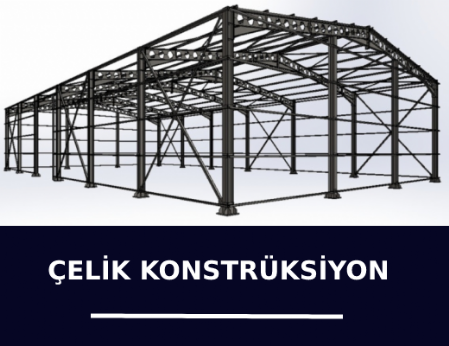 teknik metal çelik çatı